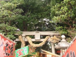 奥澤神社(奥沢神社)の大蛇祭り