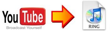Youtube to ringtone