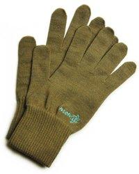 momiji gloves touch(モミジグローブ タッチ)スマートフォン対応手袋 (Sサイズ, ストーングレー)
