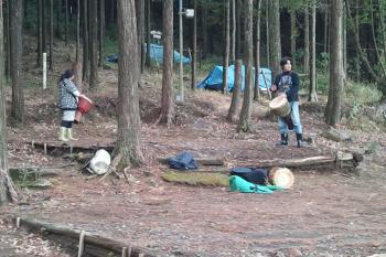 十曽子供の森ワークショップ