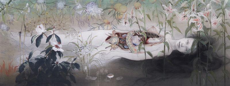 松井冬子作品
