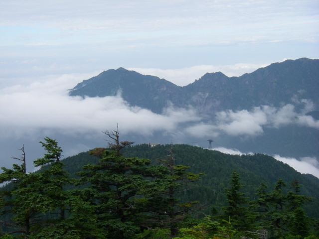 西穂高~奥穂高岳~岳沢H20.9.6~7 029-1