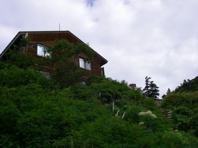 西穂高~奥穂高岳~岳沢H20.9.6~7 026-1