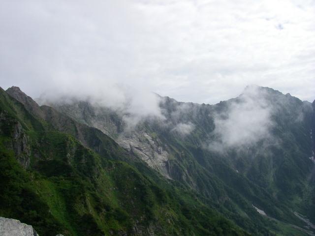 西穂高~奥穂高岳~岳沢H20.9.6~7 045-1