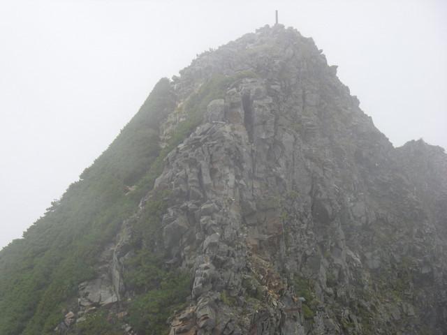 西穂高~奥穂高岳~岳沢H20.9.6~7 053-1