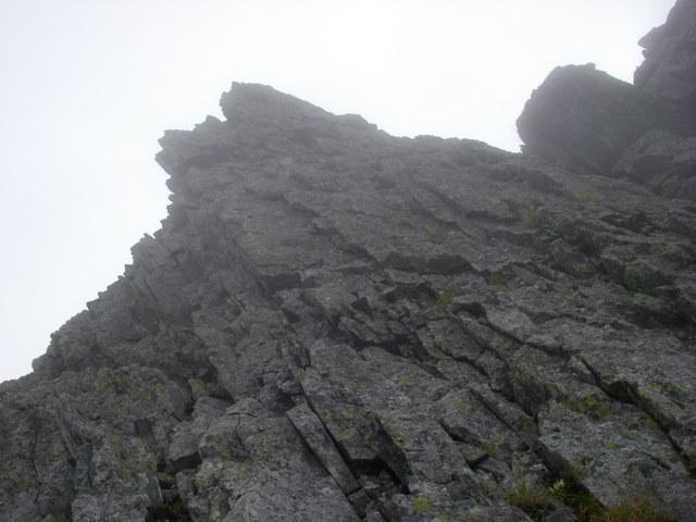 西穂高~奥穂高岳~岳沢H20.9.6~7 095-1