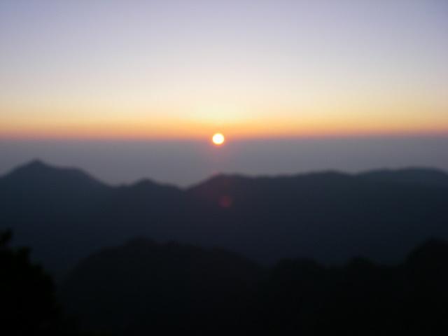 西穂高~奥穂高岳~岳沢H20.9.6~7 123-1