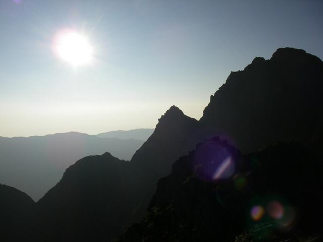 西穂高~奥穂高岳~岳沢H20.9.6~7 175
