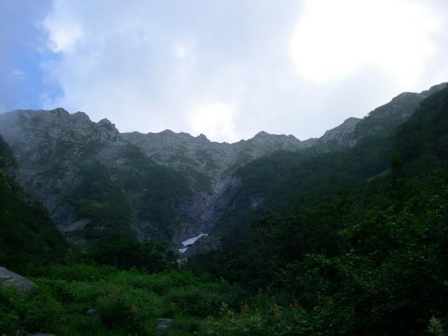 西穂高~奥穂高岳~岳沢H20.9.6~7 198