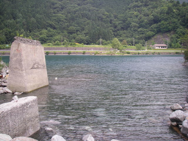 南アルプスー笹山(笹山東尾根)H20.7.19~20 062