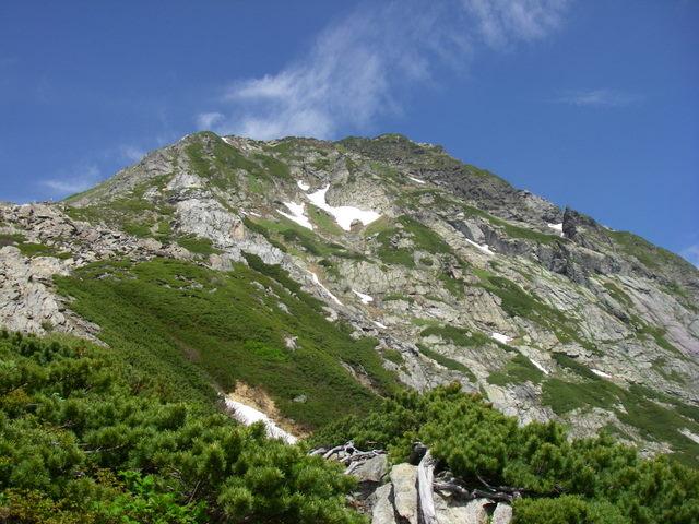 H2075南アルプスー北岳 035