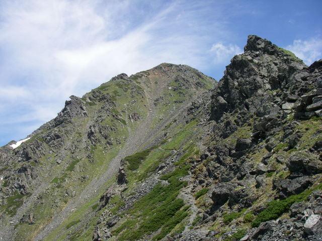 H2075南アルプスー北岳 053
