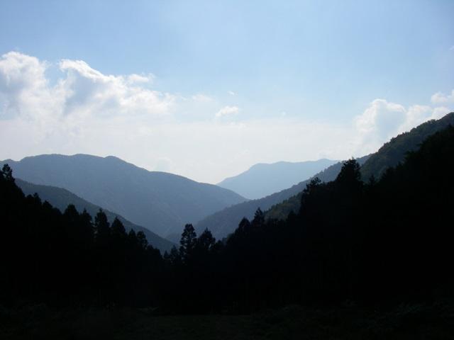 奥多摩ー酉谷山~長沢背稜~雲取山荘~鴨沢H20.10 (15)