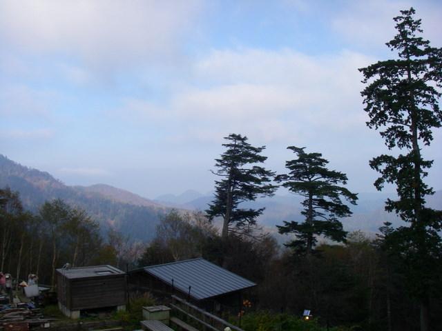 奥多摩ー酉谷山~長沢背稜~雲取山荘~鴨沢H20.10 (155)