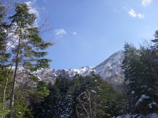 八ヶ岳(赤岳文三郎尾根)ーH19・11・18 016