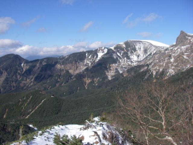 八ヶ岳(赤岳文三郎尾根)ーH19・11・18 023