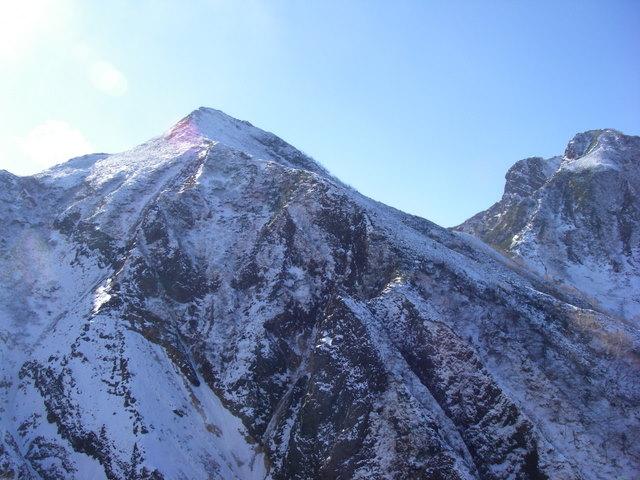 八ヶ岳(赤岳文三郎尾根)ーH19・11・18 022