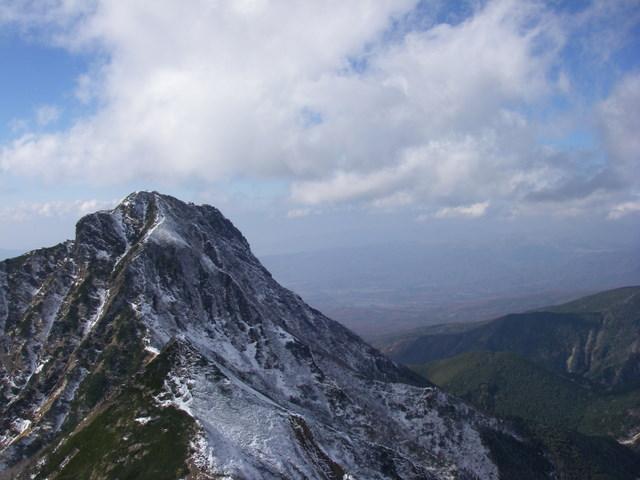 八ヶ岳(赤岳文三郎尾根)ーH19・11・18 030