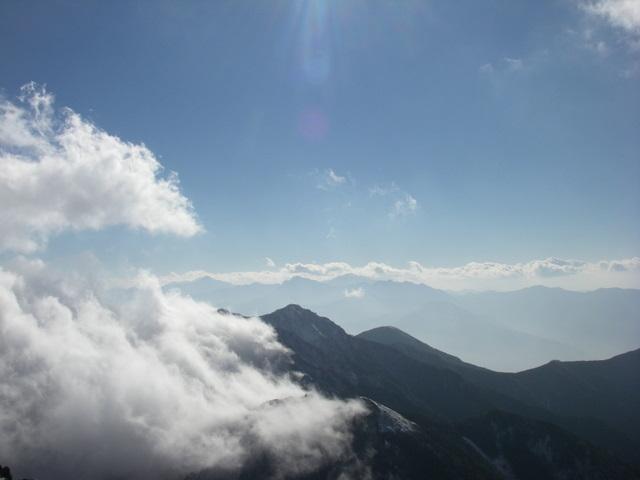 八ヶ岳(赤岳文三郎尾根)ーH19・11・18 028