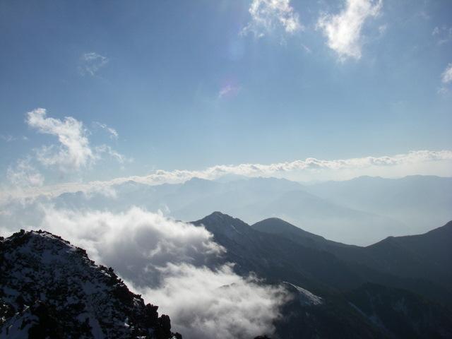 八ヶ岳(赤岳文三郎尾根)ーH19・11・18 048