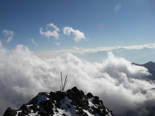八ヶ岳(赤岳文三郎尾根)ーH19・11・18 045