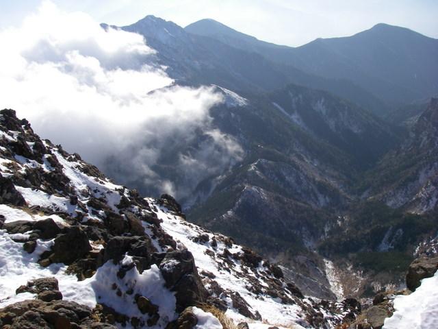 八ヶ岳(赤岳文三郎尾根)ーH19・11・18 044