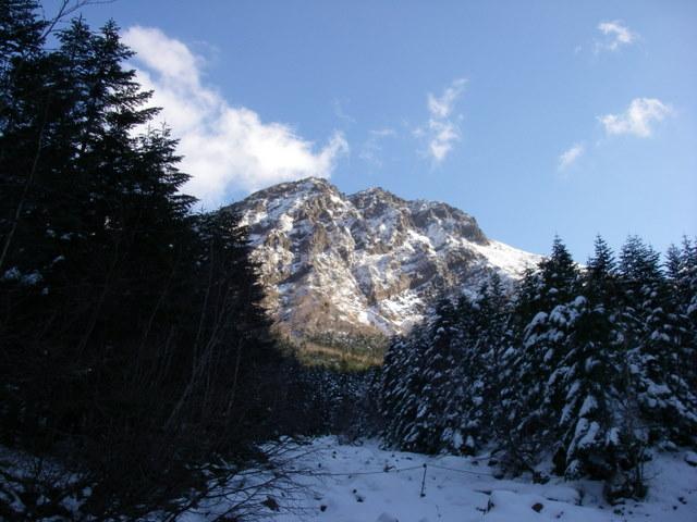 八ヶ岳(赤岳文三郎尾根)ーH19・11・18 050