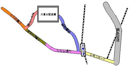 大倉駅まわり01