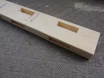 ベッド製作2011120308