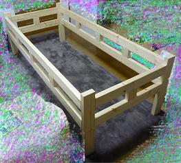 ベッド製作2011121704