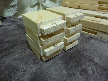 ベッド製作2011121703