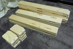 ベッド製作2011121701