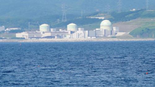 072212泊原子力発電所