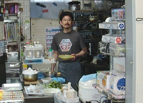 オーナーシェフの前田さん