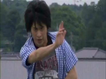仮面ライダーディケイド 第25話「外道ライダー、参る!」2.avi_000249549