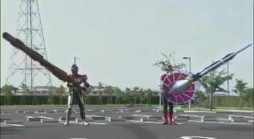 仮面ライダーディケイド 第25話「外道ライダー、参る!」3_.avi_000255388