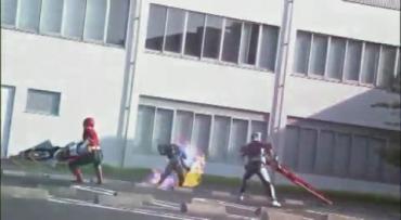 仮面ライダーディケイド 第25話「外道ライダー、参る!」3_.avi_000261527