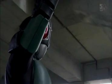 仮面ライダーディケイド 第26話 「RX!大ショッカー来襲」1.avi_000137003