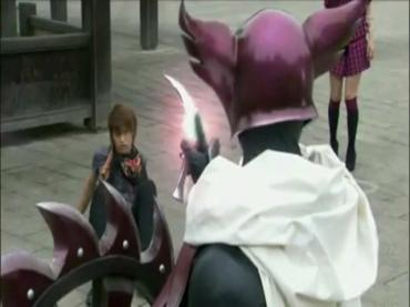 仮面ライダーディケイド 第26話「RX!大ショッカー来襲」2.avi_000153887
