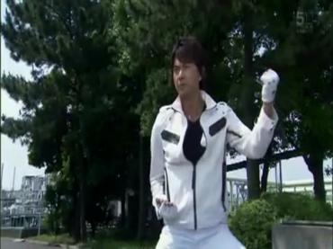 仮面ライダーディケイド 第26話「RX!大ショッカー来襲」3.avi_000109843