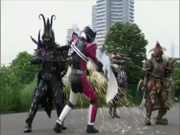 仮面ライダーディケイド 第26話「RX!大ショッカー来襲」3.avi_000142041