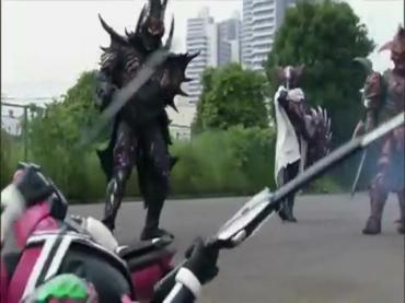 仮面ライダーディケイド 第26話「RX!大ショッカー来襲」3.avi_000144043