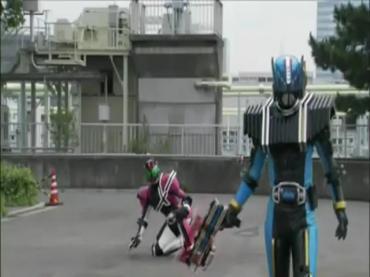 仮面ライダーディケイド 第26話「RX!大ショッカー来襲」3.avi_000160627