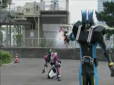 仮面ライダーディケイド 第26話「RX!大ショッカー来襲」3.avi_000161561