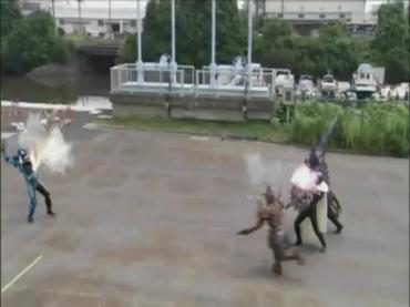 仮面ライダーディケイド 第26話「RX!大ショッカー来襲」3.avi_000181781