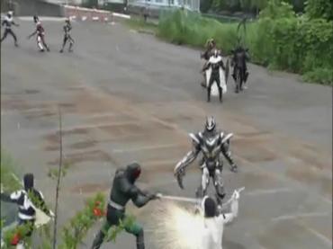 仮面ライダーディケイド 第26話「RX!大ショッカー来襲」3.avi_000197030
