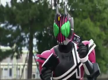 仮面ライダーディケイド 第26話「RX!大ショッカー来襲」3.avi_000233733