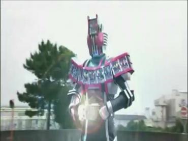 仮面ライダーディケイド 第26話「RX!大ショッカー来襲」3.avi_000244110