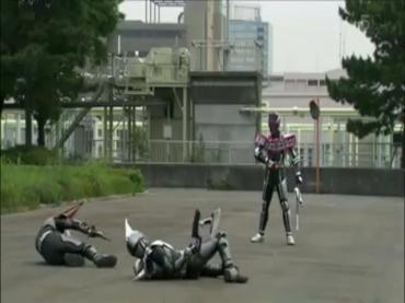 仮面ライダーディケイド 第26話「RX!大ショッカー来襲」3.avi_000251818