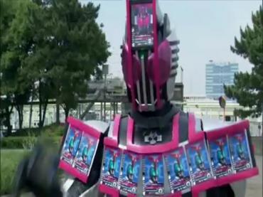 仮面ライダーディケイド 第26話「RX!大ショッカー来襲」3.avi_000255088